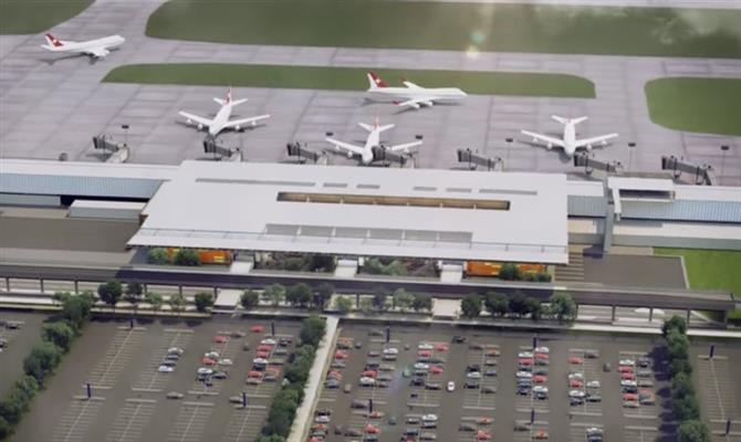 Novo terminal do Aeroporto de Florianópolis terá entregaantecipada