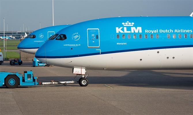 Air France-KLM aumenta malha e terá voos diários aFortaleza